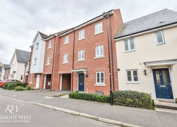 Thumbnail 4 bed town house for sale in Glebe Road, Colchester, Essex