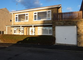 Thumbnail 3 bed detached house to rent in Wood Street, Middlestone Moor, Spennymoor