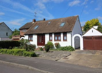 Thumbnail 4 bed bungalow for sale in Plantation Road, Hextable, Swanley