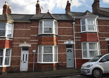 Thumbnail 2 bed town house for sale in Rosebery Road, Mount Pleasant, Exeter