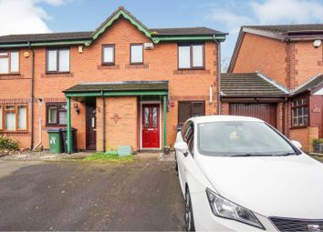 2 bed terraced house for sale in Monins Avenue, Tipton DY4
