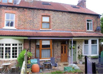 Thumbnail 3 bed terraced house for sale in Chatsworth Terrace, York