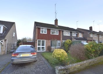 Thumbnail 3 bed semi-detached house for sale in Colesbourne Road, Cheltenham, Gloucestershire
