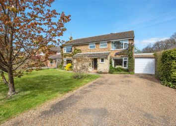 Thumbnail 4 bed detached house for sale in Woodpecker Lane, Newdigate, Dorking, Surrey
