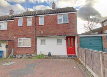 Thumbnail 3 bed terraced house for sale in Bloomfield Crescent, Lichfield