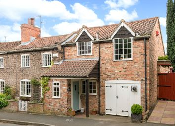 Thumbnail 4 bed semi-detached house for sale in Station Road, Goldsborough, Knaresborough