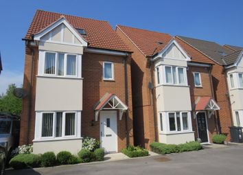 Thumbnail 3 bed detached house for sale in Kingfisher Mews, Wombwell, Barnsley