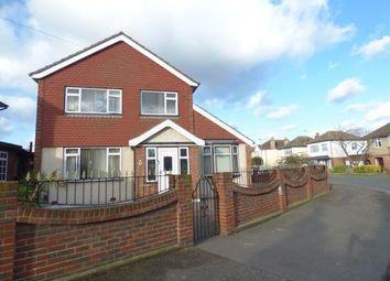 Thumbnail 4 bed detached house for sale in Rainham, Essex, .