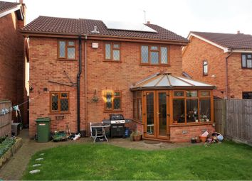 Thumbnail 4 bedroom detached house for sale in Ellards Drive, Wolverhampton