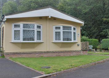 Thumbnail 2 bed mobile/park home for sale in Kingsford Lane, Wolverley, Kidderminster