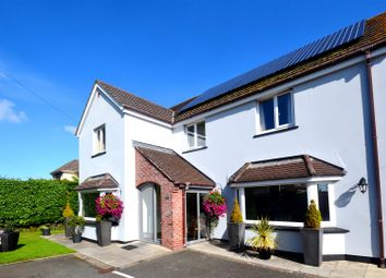 Thumbnail 7 bed detached house for sale in Upper Lamphey Road, Pembroke