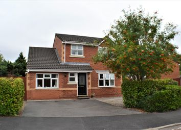 Thumbnail 4 bed detached house for sale in Hedgerows Road, Leyland