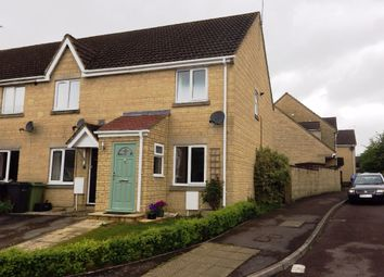 Thumbnail 2 bed semi-detached house to rent in Drift Way, Cirencester