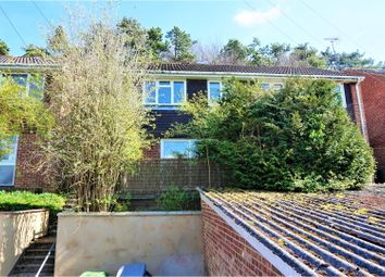 Thumbnail 3 bed semi-detached house for sale in Chilton Way, Hungerford