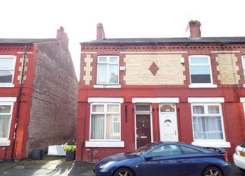 Thumbnail 2 bed end terrace house for sale in Chilworth Street, Manchester, Greater Manchester, Uk