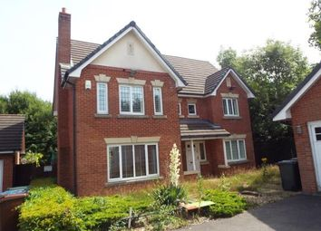 Thumbnail 6 bed detached house for sale in Heythrop Close, Whitefield, Manchester, Greater Manchester