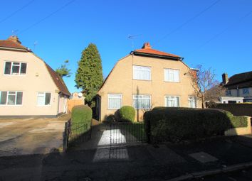 Thumbnail 2 bed semi-detached house for sale in Hardinge Close, Uxbridge, Middlesex