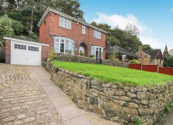 3 bed detached house for sale in St Annes Vale, Brown Edge, Staffordshire ST6
