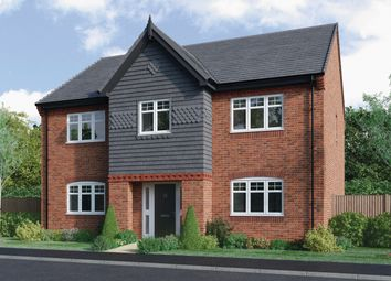 Thumbnail 5 bed detached house for sale in Charlesworth At Hackwood Park, Starflower Way, Derby