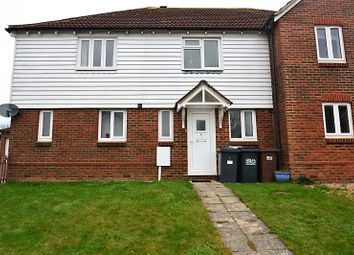 Thumbnail 2 bed terraced house to rent in Orwell Close, Eastbourne