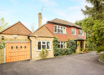 Thumbnail 5 bed detached house for sale in Outwood Lane, Chipstead, Surrey