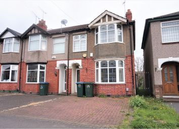 Thumbnail 3 bed end terrace house for sale in Courtland Avenue, Coventry