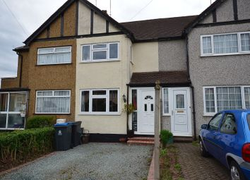 2 bed terraced house for sale in Clippesby Close, Chessington, Surrey. KT9