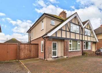 Thumbnail 3 bed semi-detached house for sale in Kingsbrook Rd, Bedford