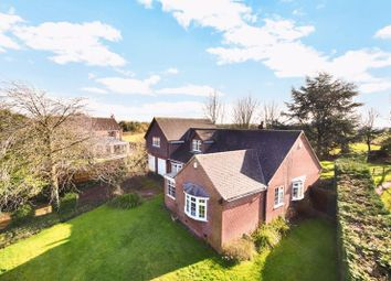 Thumbnail 5 bed detached house for sale in Wymeswold Road, Rempstone, Loughborough