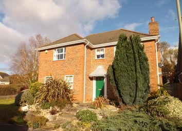 Thumbnail 4 bed detached house for sale in Lower Swanwick, Southampton, Hampshire