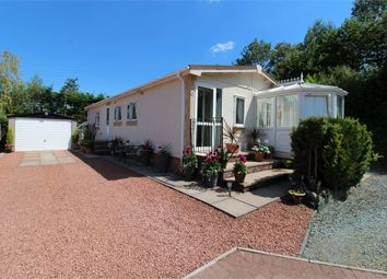 Thumbnail 2 bed mobile/park home for sale in Southwaite Green Mill Count, Eamont Bridge, Penrith, Cumbria