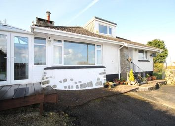 Thumbnail 3 bed detached bungalow for sale in Lestraynes Lane, Rame Cross, Nr Penryn
