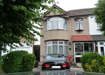 Thumbnail 3 bedroom end terrace house for sale in Danehurst Gardens, Redbridge