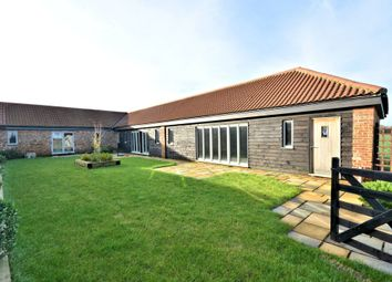 Thumbnail 4 bed barn conversion for sale in High Road, Islington, King's Lynn