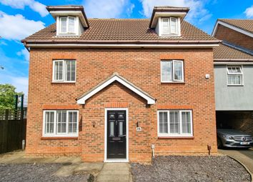Thumbnail 5 bed link-detached house for sale in Harper Close, Chafford Hundred, Grays