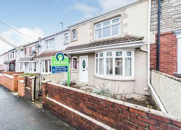 Thumbnail 2 bed terraced house for sale in West Coronation Street, Murton, Seaham, Durham