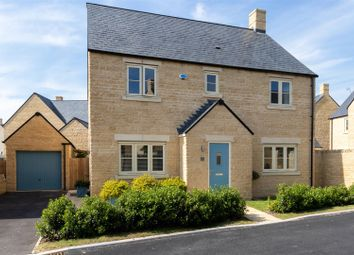 Thumbnail 4 bed detached house for sale in Dudley Johnson Close, Bourton On The Water, Gloucestershire