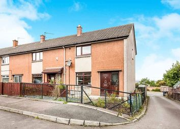 Thumbnail 2 bed terraced house for sale in Blackcot Road, Mayfield, Dalkeith
