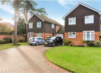 Thumbnail 3 bed link-detached house for sale in Snowdrop Way, Woking