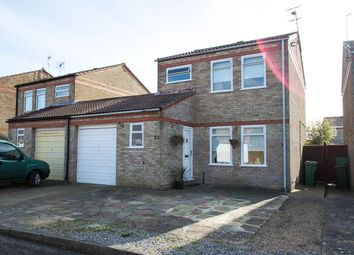 Thumbnail 3 bed detached house for sale in Sturdee Close, Eastbourne