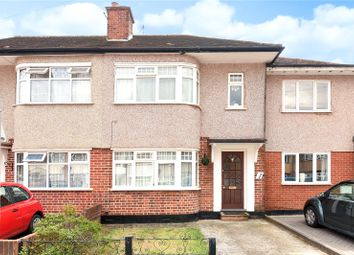 Thumbnail 3 bed terraced house for sale in Bridgwater Road, South Ruislip, Middlesex