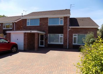 Thumbnail 4 bed detached house for sale in Landswood Park, Hartford, Northwich