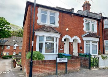 Thumbnail 2 bedroom end terrace house for sale in Woodside Road, Portswood, Southampton
