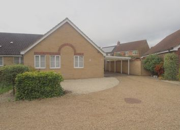 Thumbnail 2 bedroom semi-detached bungalow for sale in Wood Avens Way, Wymondham