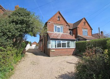 Thumbnail 3 bed semi-detached house for sale in Keyhaven Road, Keyhaven, Lymington