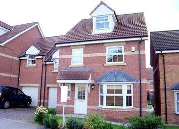 Thumbnail 4 bed detached house for sale in Water Fir Drive, Doncaster