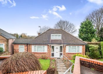 Thumbnail 3 bedroom bungalow for sale in Shady Bush Close, Bushey