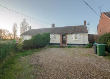 Thumbnail 2 bed terraced bungalow to rent in North Crescent, Steeple Bumpstead, Haverhill