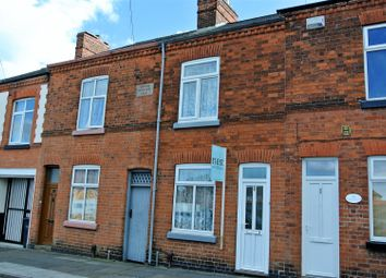 Thumbnail 2 bedroom terraced house for sale in Cyprus Road, Leicester