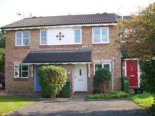 Thumbnail 2 bed terraced house to rent in Cheltenham Drive, Chippenham